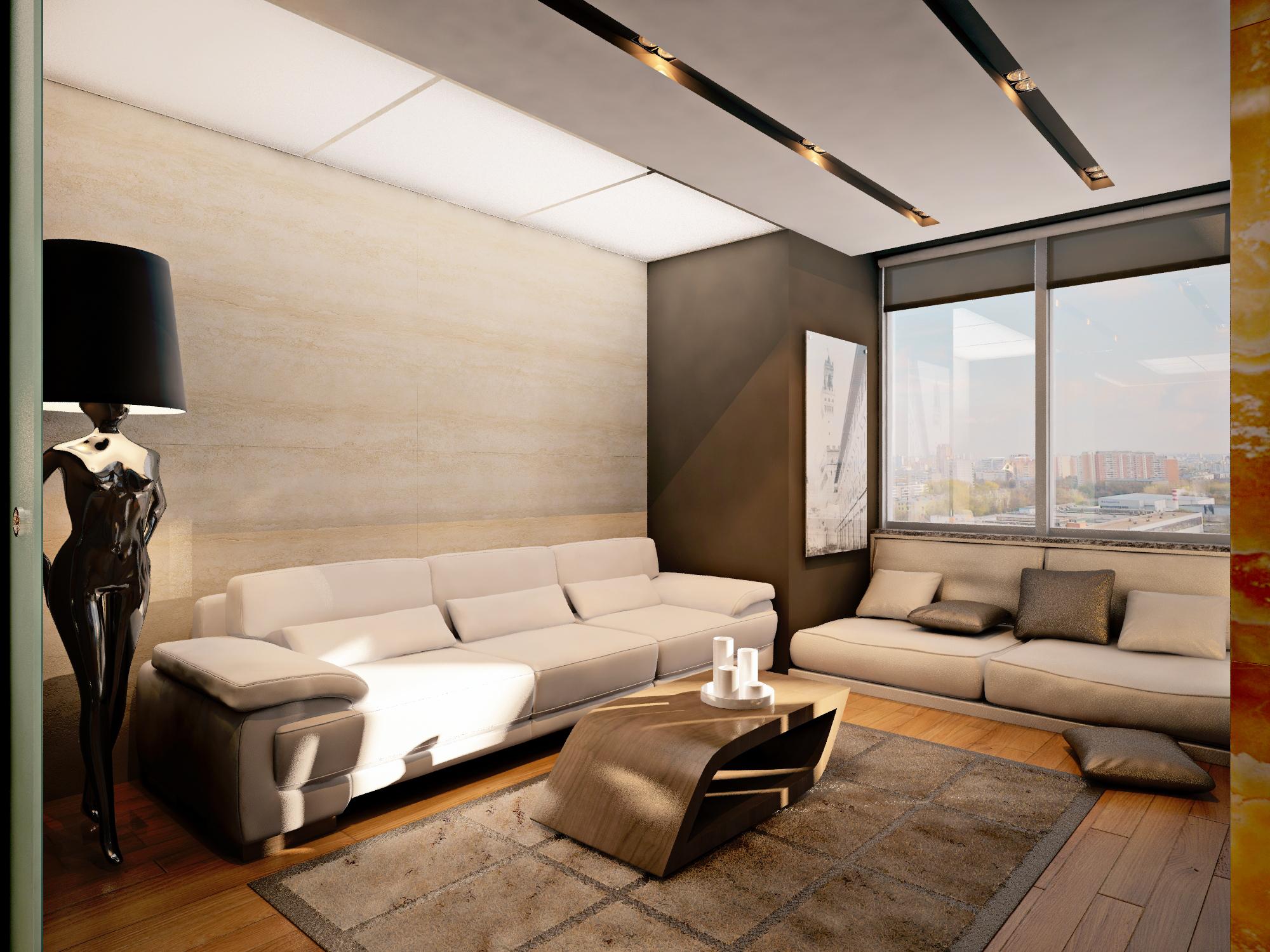 Современные тенденции по оформлению стильной гостиной