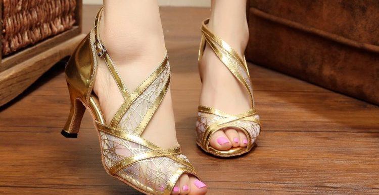 Обувь для танца – легкость и грация передвижений